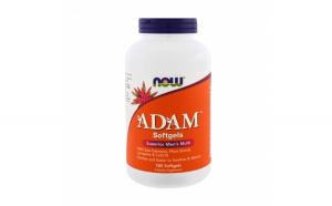 Adam   Multivitamine barbati   Now Foods   180 softgels