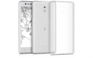 Husa Slim Silicon Nokia 3,Transparenta