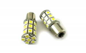 Bec LED P21W 27-SMD
