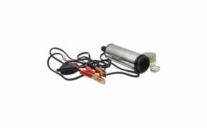 Pompa Mini Submersibila, 12V, cu filtru integrat pentru transferul de combustibil diesel
