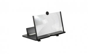 Ecran marire Imagine 3D, universal, 12 Inch, negru, 22.6 x 13.5 x 0.2 cm
