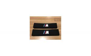 Set 2 huse pentru centura de siguranta BMW M premium
