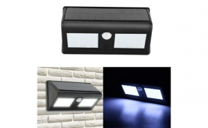 Lampa cu LED Dubla