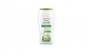 Lapte demachiant, Aloe Lapte Delicat Pentru Curatare Ten, cu 20% Aloe Vera, flacon 200 ml