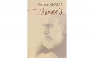 Memorii, autor Valeriu Anania