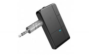 Receptor Bluetooth Techstar® J20  Wireless  Bluetooth 5.0  AUX Out  Acumulator