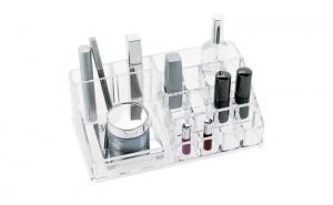 Suport 16 compartimente pentru cosmetice, deosebit de calitativ