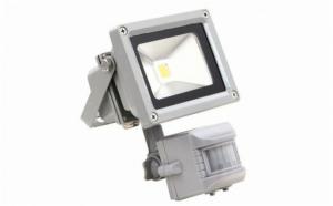 Proiector LED 30W cu senzor de miscare, pentru uz exterior. Ilumineaza o casa, o cladire de birouri, un obiectiv turistic, gradina, etc., la doar 109 RON in loc de 249 RON