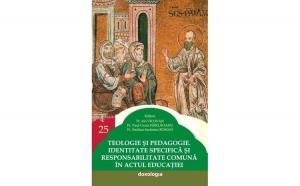 Teologie și pedagogie. Identitate specifică și responsabilitate comună în actul educației