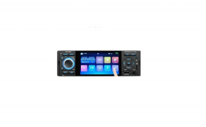 Mp5 Radio auto 1 din Full Touch Mirrorlink prin android Comenzi Volan