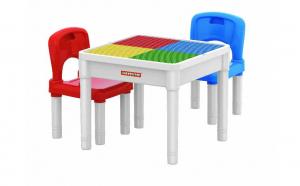 Masa Lego cu 2 scaune incluse Black Friday Romania 2017