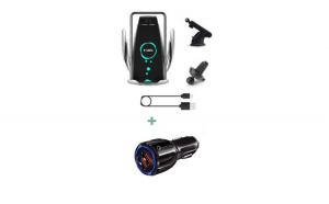 Incarcator masina, Automatic Sensor