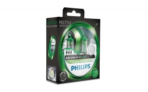 Philips H4 ColorVision verde