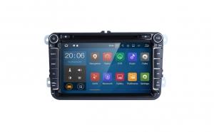 Navigatie Dedicat 8 Inch Cu Android Vw Volkswagen Polo Pasat Golf Touran Sharan
