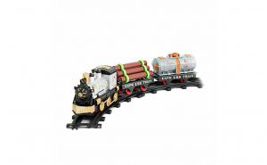 Trenulet electric clasic, set 4 piese