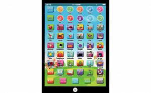 2 x Jucarie educativa pentru copii: tableta multifunctionala
