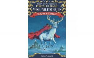 Craciun in Camelot. Portalul Magic-Misiunile Merlin nr. 1 autor Mary Pope Osborne