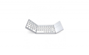Tastatura Bluetooth din aluminiu