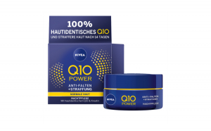 Nivea Q10 Power noapte, 50 ml