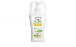 Solutie curatare pentru igiena intima, hidratanta, aloe detergente intimo idratante, equilibra, flacon 200 ml