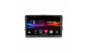 Sistem navigatie,VW, SKODA, SEAT,ecran 9 inch,Wi-fi,2DIN, Camera marsarier si Sistem DVR CADOU