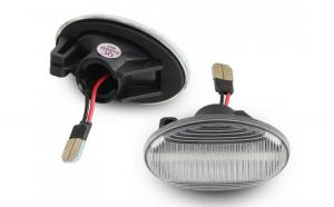 Set 2 Semnalizari Aripa LED pentru Smart