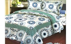Cuvertura de pat cu model CV24