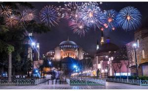Revelion 2020 in Istanbul - 4 nopti