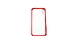 Husa Apple iPhone XR Magnetic 360, Rosu
