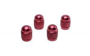 Set 4 capacele ventil tuning rosu 9569, Automax