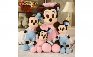 Mickey Mouse de plus