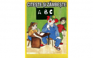 "Carte personalizata pentru copii ""Citeste si zambeste"""