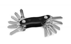 Breloc tip organizator pentru 12 chei