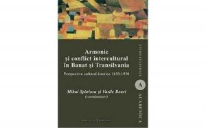 Armonie si conflict intercultural , autor Mihai Spariosu, Vasile Boari