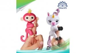 Maimutica sau Unicorn inteligenti care rad/sforaie
