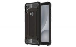 Husa Hybrid Armor Tough Rugged pentru Xiaomi Redmi Note 5 (dual camera)   Redmi Note 5 Pro black