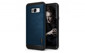 Husa Ringke Flex S Stylish Flexible Hybrid pentru Samsung Galaxy S8 Plus G955 blue