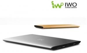 Baterie Externa - IWO P48 20.000mAh | Originala | Capacitate REALA | Design slim, Aluminiu | Garantie 12 luni | la 299 RON in loc de 600 RON