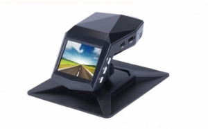 NOU! Camera video bord auto Novatek FullHD 1080p cu parfum, infrarosu, senzor G, pentru siguranta ta, la doar 344 RON in loc de 750 RON