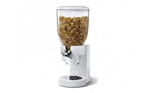 Dispenser pentru cereale, bomboane sau mancare de animale 500g, la doar 56 RON in loc de 139 RON! Garantie 12 luni
