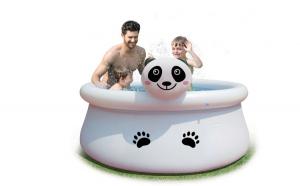Piscina gonflabila 3D Panda 175x62 cm