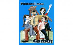 """Carte personalizata pentru copii """"Prietenul meu Codrut"""""""