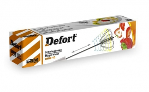 Mixer manual Defort DHW-10, la 15 RON in loc de 30 RON