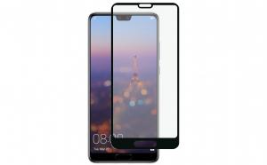 Folie Sticla iPhone Huawei P20 Black