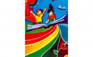 """Carte personalizata pentru copii """"Vreau sa fiu mare"""""""