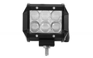 LED Bar Auto Offroad 4D 18W/12V-24V,