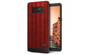 Husa Ringke Flex S Stylish Flexible Hybrid pentru Samsung Galaxy Note 8 N950 red