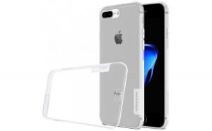 Nillkin Nature Husa Ultra Subtire cover pentru iPhone 8   7 transparent