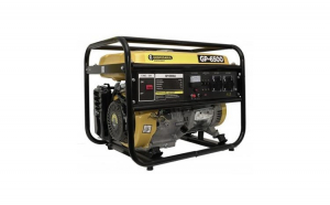 GP - GENERATOR CURENT ELECTRIC - BENZINA MONOFAZAT - 5500 W