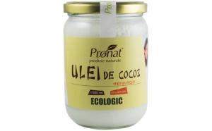 Ulei de cocos Bio extravirgin, 500 ml